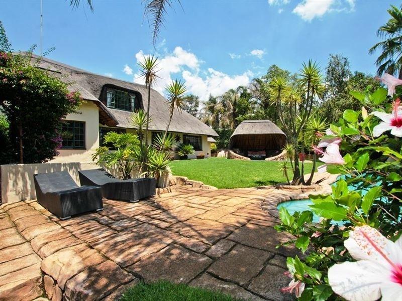 Garden Villa Schreiner Guest House